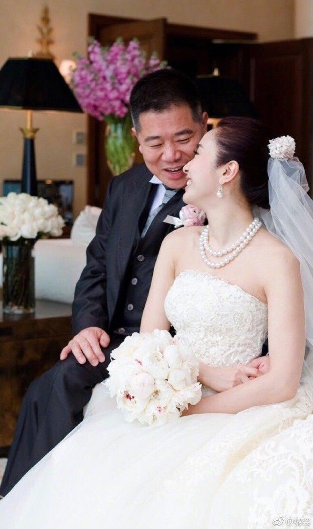 Lê Tư và chồng - doanh nhân tỷ phú Mã Đình Cường