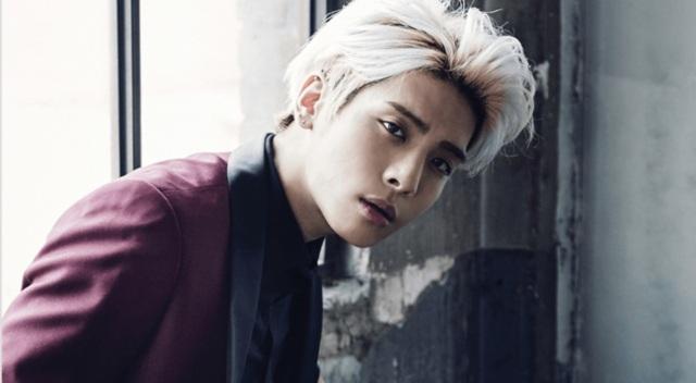 Nam ca sĩ thần tượng của K-pop Jonghyun