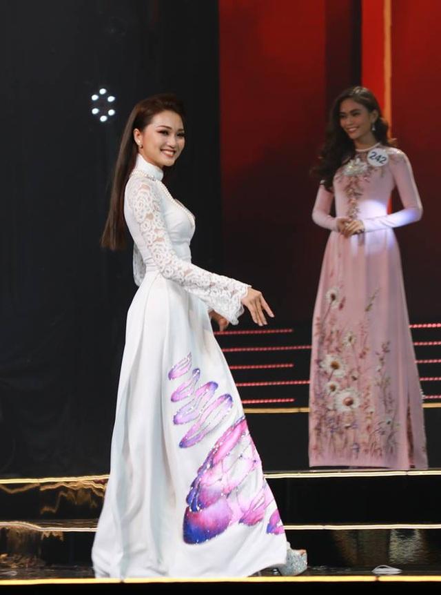 H'Hen Nie đăng quang Hoa hậu Hoàn vũ Việt Nam 2017 - 34