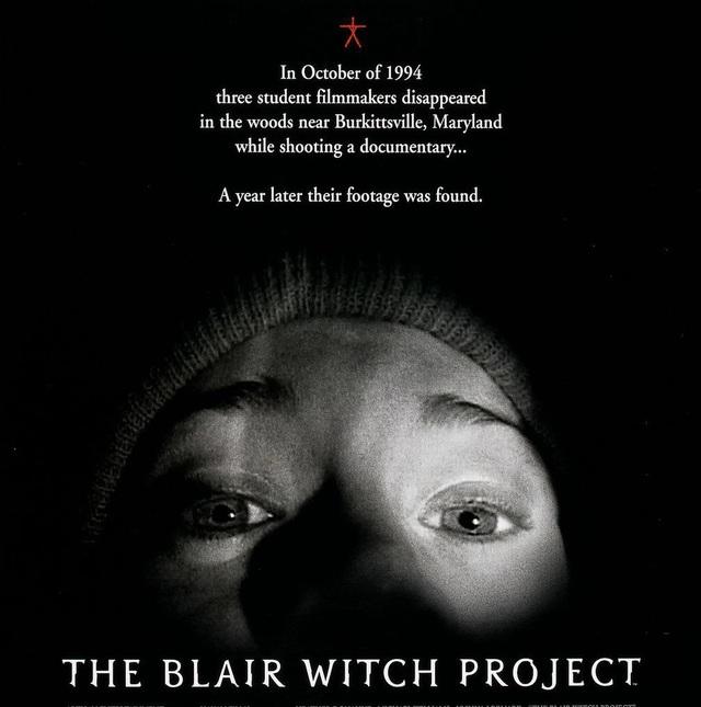 2. The Blair Witch Project (Dự án phù thủy rừng Blair - 1999)
