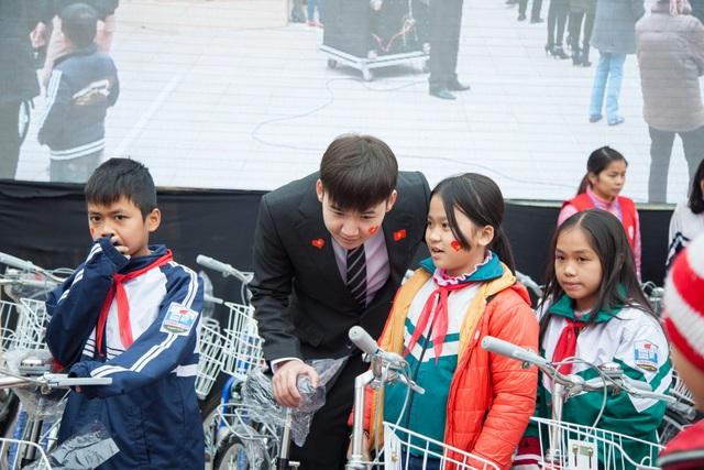 Chương trình Nhân ái xứ Đoài được thực hiện thành công ở huyện Thạch Thất, Hà Nội