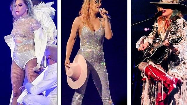 Nữ ca sỹ nổi tiếng đầu tư loạt trang phục khủng cho show diễn của mình.