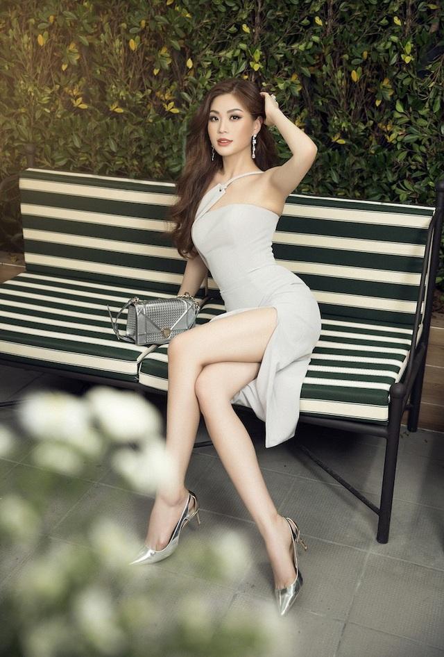 Á hậu Diễm Trang hở bạo khoe 3 vòng, xứng danh mỹ nhân mới của VTV - 7