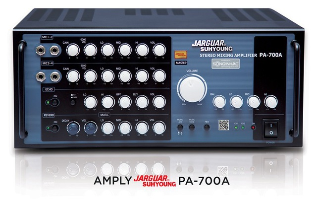 Jarguar Suhyoung PA-700A