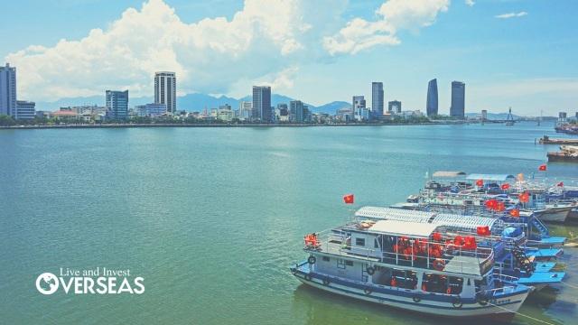 Hình ảnh Đà Nẵng trong bài báo Top 10 điểm đến đáng sống nhất ở nước ngoài của LIO