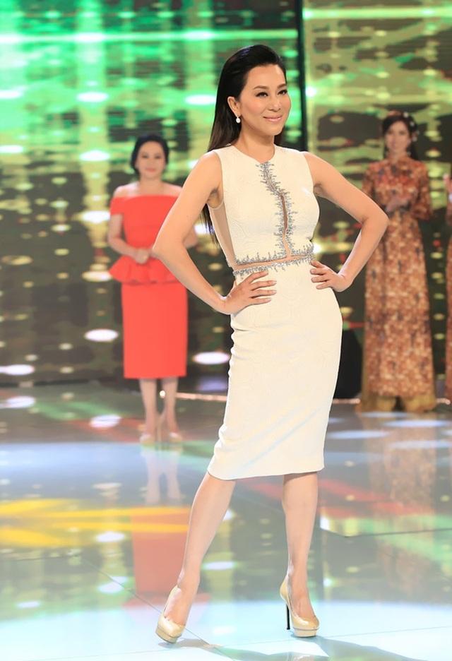 MC Nguyễn Cao Kỳ Duyên sẽ đảm nhận vai trò giám khảo xuyên suốt của chương trình.