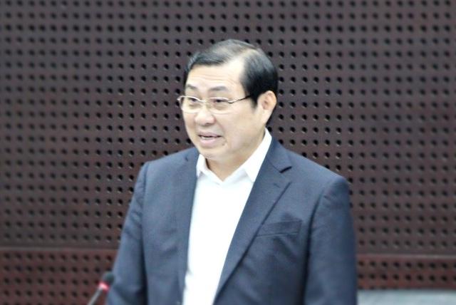 Ông Huỳnh Đức Thơ - Chủ tịch UBND TP Đà Nẵng: Sắp tới, một số vụ sẽ bị khởi tố