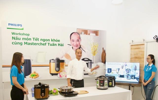 Nấu món Tết ngon khỏe với bí quyết từ Masterchef Tuấn Hải - 1