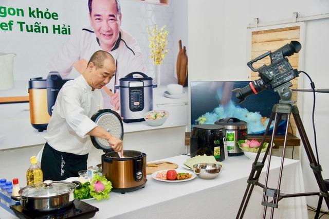 Nấu món Tết ngon khỏe với bí quyết từ Masterchef Tuấn Hải - 2