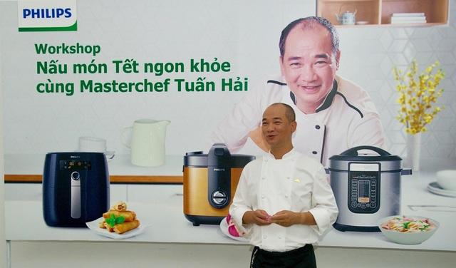 Nấu món Tết ngon khỏe với bí quyết từ Masterchef Tuấn Hải - 6