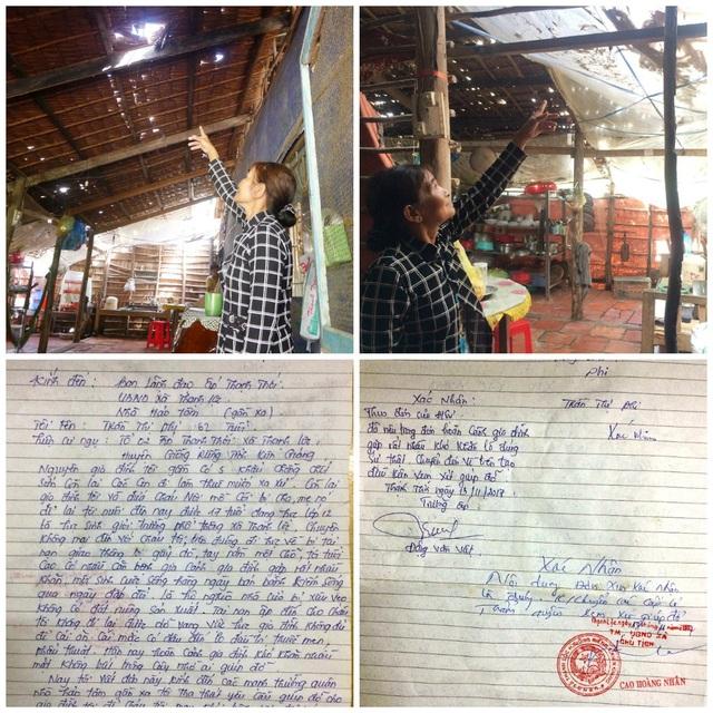 Nhiều năm qua, gia đình bà Trần Thị Phi luôn gặp những chuyện không may, bệnh tật, li tán...