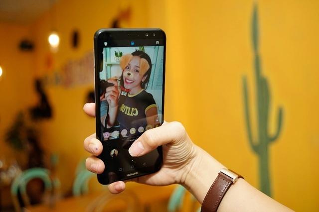 Huawei nova 2i được bổ sung tính năng mở khóa bằng khuôn mặt - 2