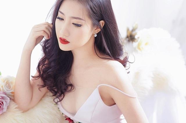 Hot girl xinh đẹp gửi lời chúc Tết độc giả báo Dân trí - 5