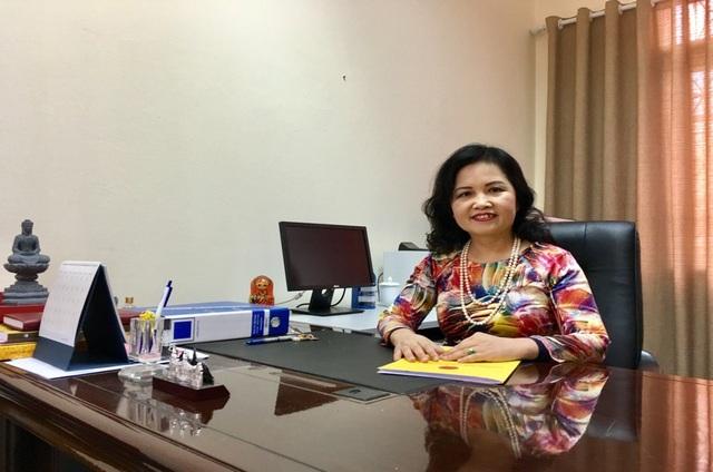 PGS.TS Đặng Thị Thanh Huyền