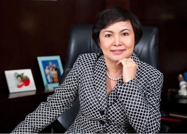Bà Dung cùng người thân trong gia đình bị ông Trần Phương Bình sử dụng tên để mua cổ phần, gây thất thoát ở DongA Bank