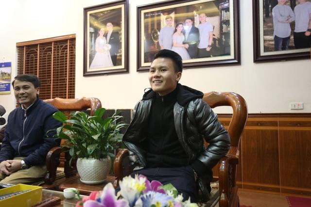 Ghé thăm nhà Quang Hải trước Tết Nguyên Đán - 1