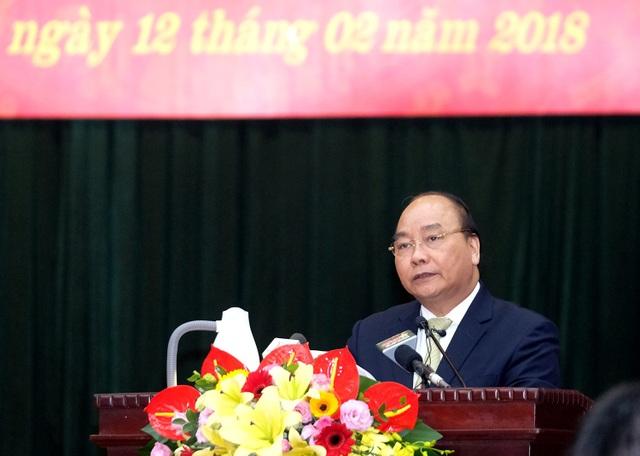 Thủ tướng yêu cầu dịp Tết, toàn đơn vị đề cao cảnh giác, thực hiện nghiêm chế độ trực, phối hợp chặt chẽ với các lực lượng làm nhiệm vụ giữ gìn trật tự an toàn xã hội ở Thủ đô