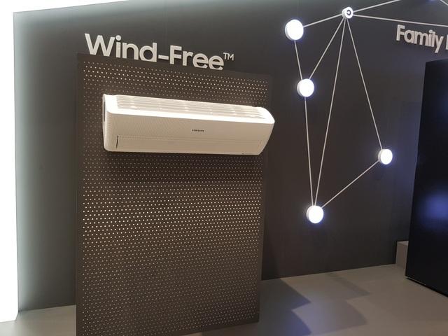 Điều hoà treo tường Wind-Free đầu tiên của Samsung sẽ được bán tại Việt Nam trong tháng 3.