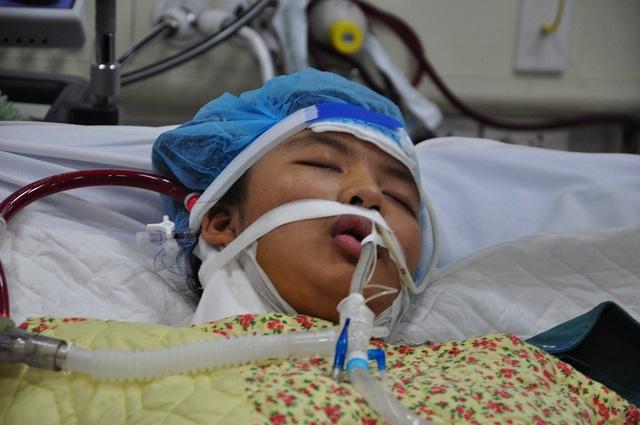 Từ những dấu hiệu viêm họng thông thường, Huyền Trang phải đi cấp cứu trong tình trạng nguy kịch.