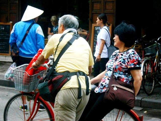 Hội An còn là nơi du khách nước ngoài trải nghiệm một Valentine lãng mạn khó quên tại Việt Nam