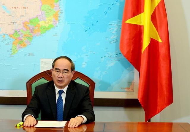 Ông Nguyễn Thiện Nhân cho rằng năm 2018 là năm bản lề đối với kinh tế thành phố và cả nước