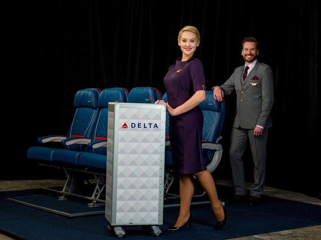 Những hãng hàng không có đồng phục thanh lịch nhất thế giới - 2