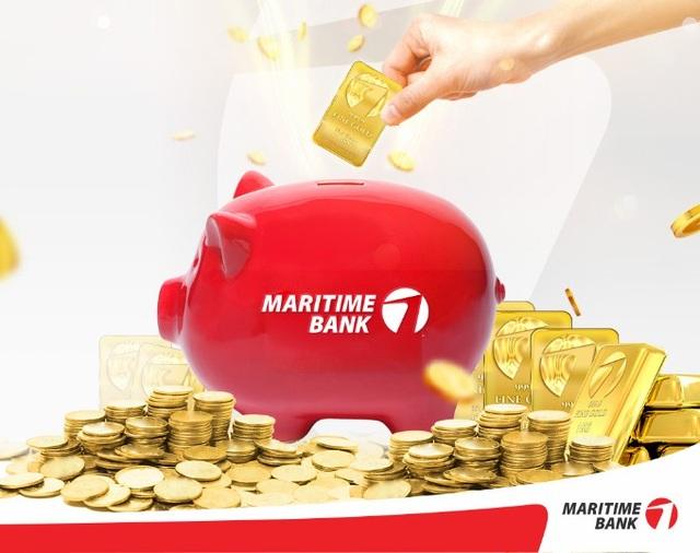 Maritime Bank là một trong những nhà băng có nhiều sản phẩm gửi tiết kiệm online mang tính may đo phù hợp với nhiều đối tượng khách hàng nhất.