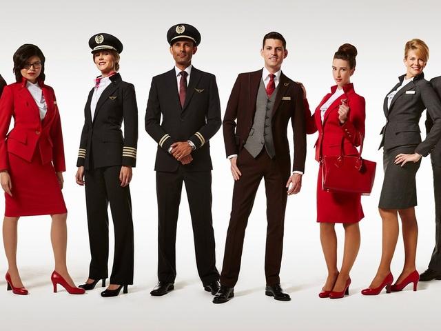 Những hãng hàng không có đồng phục thanh lịch nhất thế giới - 3