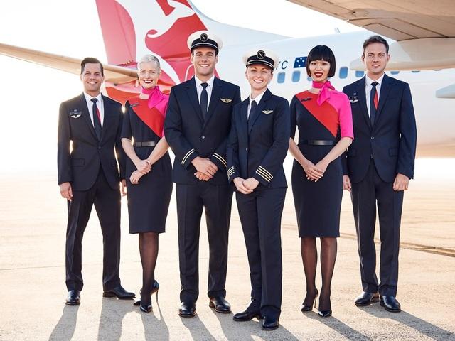 Những hãng hàng không có đồng phục thanh lịch nhất thế giới - 4