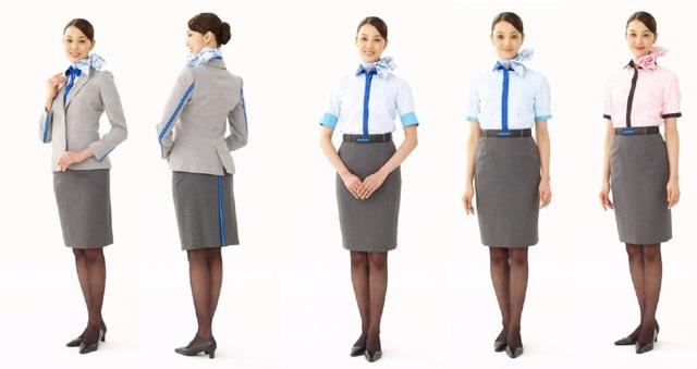 Những hãng hàng không có đồng phục thanh lịch nhất thế giới - 5