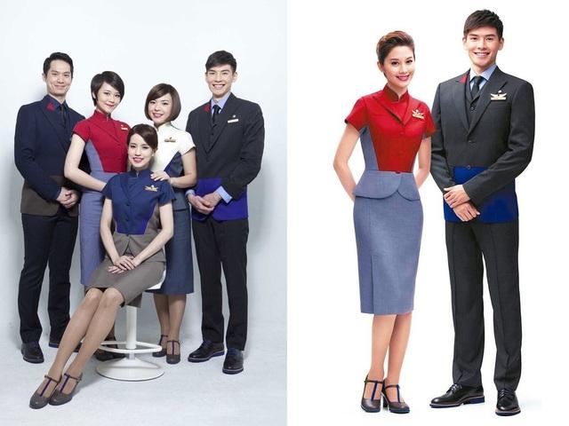 Những hãng hàng không có đồng phục thanh lịch nhất thế giới - 8