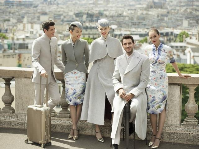 Những hãng hàng không có đồng phục thanh lịch nhất thế giới - 9