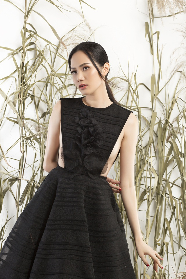 Từng là một trong những gương mặt gây chú ý trên các sàn diễn thời trang, Diệu Linh bất ngờ dự thi Hoa hậu Du lịch Quốc tế 2014 và đoạt danh hiệu Hoa hậu Đông Nam Á cùng giải Hoa hậu mặc trang phục dân tộc đẹp nhất.