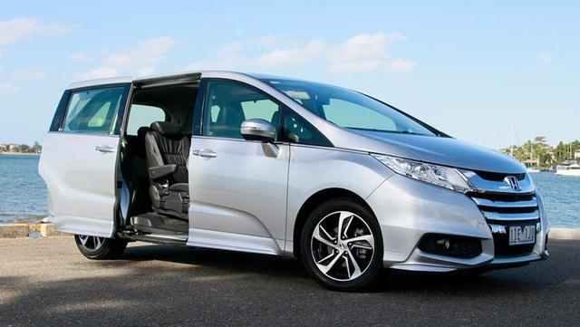 3. Honda Odyssey (doanh số: 201.159 xe, giảm 6,8%)