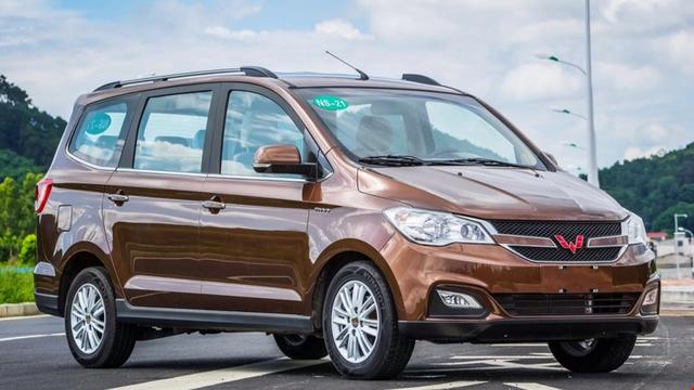 1. Wuling Hongguang (doanh số: 532.394 xe) Đây cũng là sản phẩm của liên doanh SAIC-GM-Wuling, được sản xuất riêng cho thị trường Trung Quốc. Mức sụt giảm doanh số hơn 18% so với năm 2016 chưa đủ để đánh bật mẫu xe này khỏi vị trí số 1 phân khúc MPV toàn thế giới.