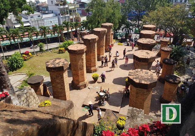 Nha Trang đón nắng đẹp trong dịp Tết Nguyên đán