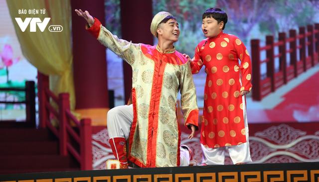 Màn biểu diễn đầy ấn tượng của các diễn viên trẻ và diễn viên nhí.