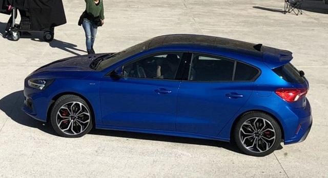 Hình ảnh rõ nét đầu tiên về Ford Focus thế hệ mới - 1