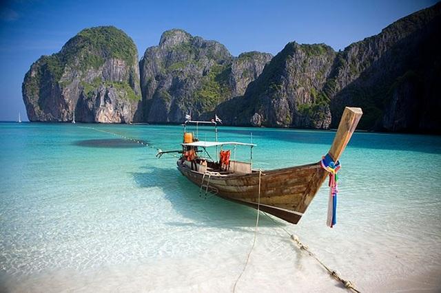 Bãi biển ở vịnh Maya, Thái Lan, sẽ đóng cửa trong 3 tháng du lịch thấp điểm tới đây