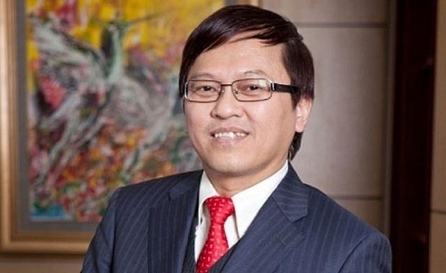 Ông Nguyễn Đức Vinh - Tổng giám đốc VPBank