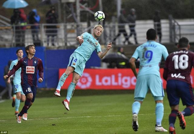 Barcelona đang đạt phong độ rất cao thời điểm này