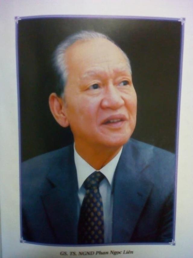 GS Phan Ngọc Liên