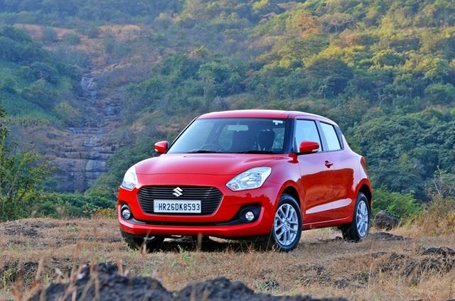 Việt Nam sẽ nhập khẩu Suzuki Swift từ Thái Lan? - 1