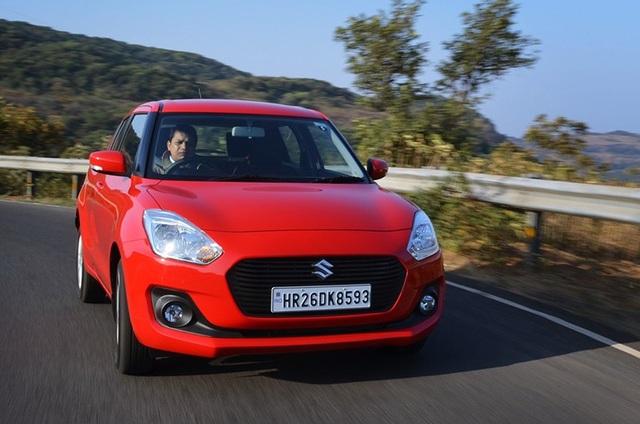 Việt Nam sẽ nhập khẩu Suzuki Swift từ Thái Lan? - 4