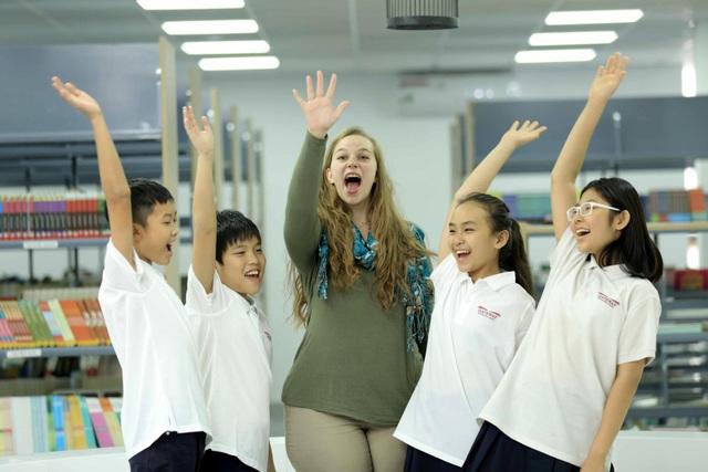 Góp phần mang đến một tương lai ngày càng tốt hơn cho nhiều trẻ em Việt Nam.