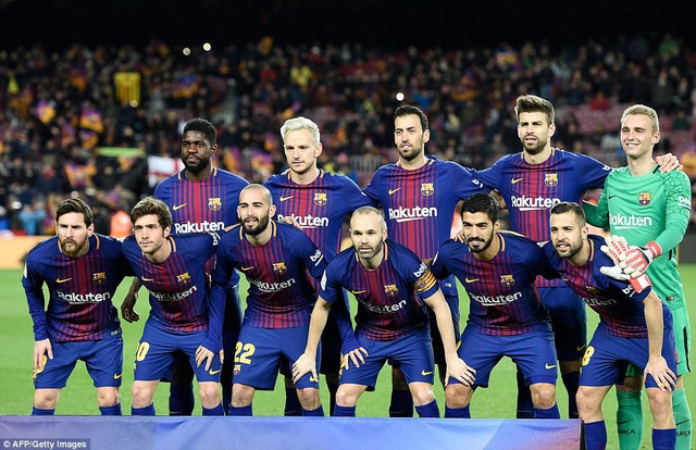 Barcelona bước vào trận bán kết lượt đi với Valencia đầy quyết tâm, khi cơ hội bảo vệ ngôi vô địch Cúp Nhà chia chỉ còn cách 3 trận đấu