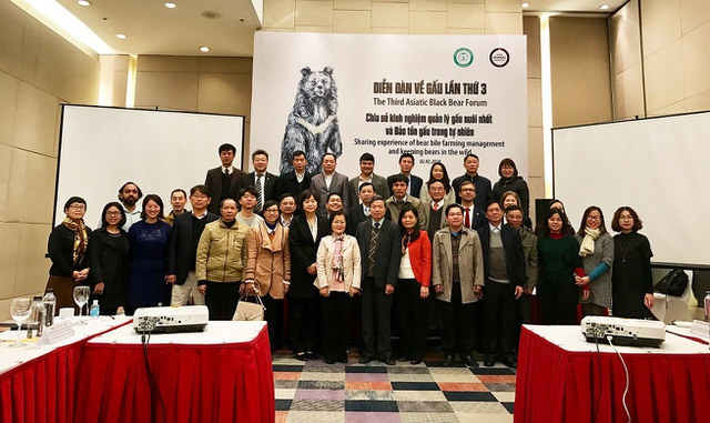 Các đại biểu tham dự diễn đàn cùng chụp ảnh lưu niệm.