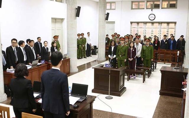 Xử vụ tham ô tại PVP Land: Trịnh Xuân Thanh tiếp tục chối tội - 1