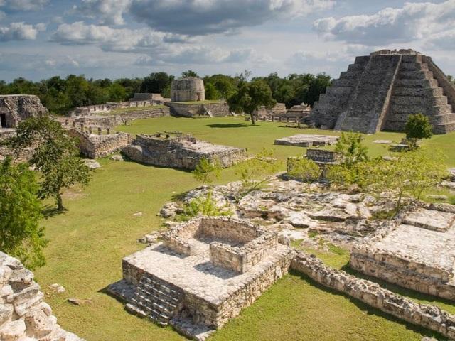 Phát hiện kim tự tháp cao 30m niên đại 2000 năm tuổi của người Maya - 3