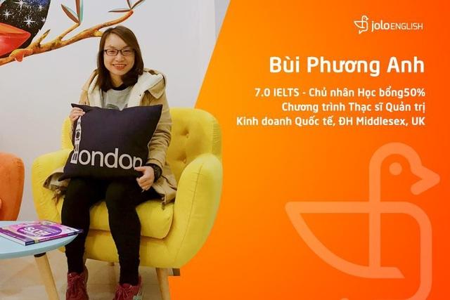 Từ cô sinh viên sợ tiếng Anh trở thành chủ nhân học bổng 233 triệu đồng tại vương quốc Anh - 1